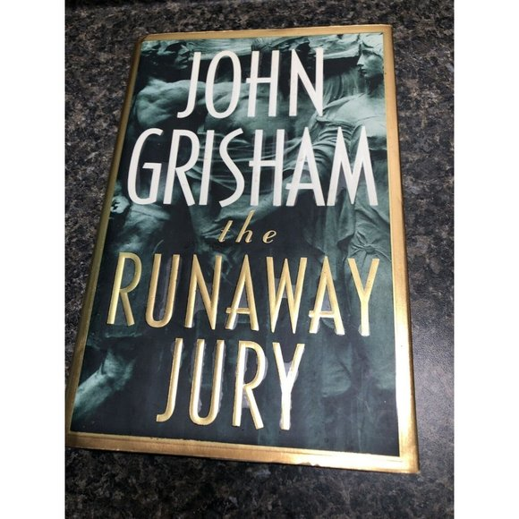 John Grisham The Runaway Jury Book Hardcover